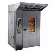Шкаф ротационный пекарский РПШ-16-2/1 (в компл. тележка-шпилька ТШГ-16-2/1 на 16 уровней)