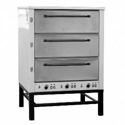 Печь хлебопекарная ХПЭ-500 оцинкованная