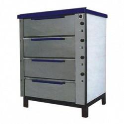 Печь электрическая хлебопекарная ХПЭ-750/500.4.1 краш