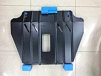 Защита ДВС и Картера Geely X7 Novoline