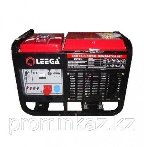 Дизельный генератор LDG12 -10 кВт, 220В