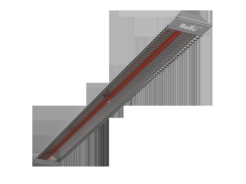 Потолочный инфракрасный обогреватель BIH-T-2.0 E