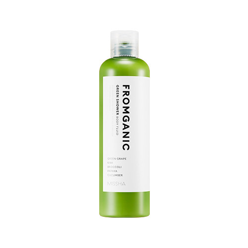 Молочко для тела Fromganic Body Fluid (Green Shower)
