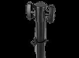 Профессиональный стальной телескопический штатив BIH-LS-220, фото 2