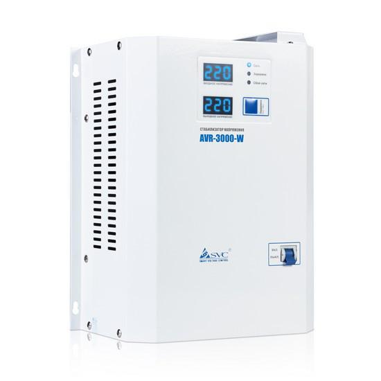 SVC Стабилизатор AVR-3000-W