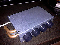 Дополнительный отопитель салона на 24V, фото 1