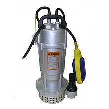 Насос для колодцев Vodotok QDX 1,5-25-0,55А (с поплавком), (550Вт, max. 6м3/ч, ном. 1,5м3/ч, Н-25м, d.штуцера
