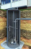Канализационные насосные станции из полиэтилена