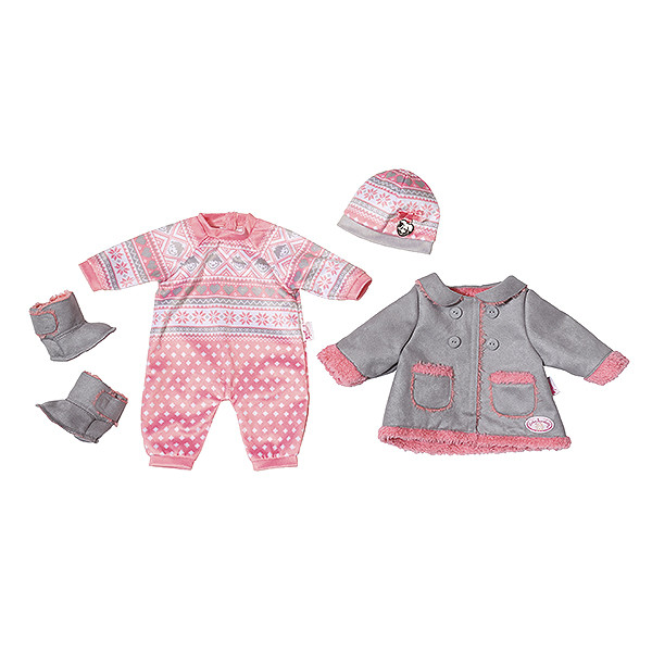 Baby Annabell Одежда для прохладной погоды, Беби Анабель