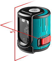 Лазерный уровень построитель плоскостей в наборе с держателем и штативом KRAFTOOL 34700-4, фото 3