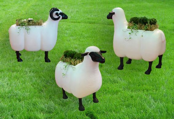 """Манекен животного """"Баран, Овца"""""""