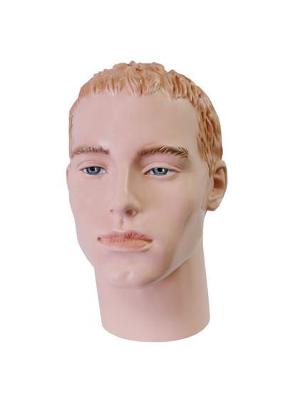 Голова мужского манекена Парамон