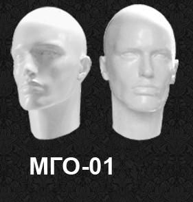 Голова-манекен «Он» МГО-01