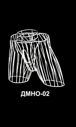 """Демоформы ног """"Озарение"""" ДМНО-02"""