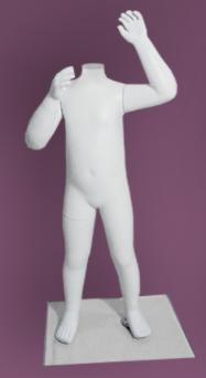 """Детский манекен для одежды """"Вдохновение"""" ВВ2-2"""
