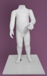 """Детский манекен для одежды """"Вдохновение"""" ВВФ-1,5"""