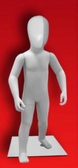 """Детский манекен для одежды """"Дети - Чужие"""" ЧВ-2"""