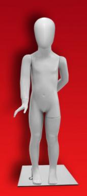 """Детский манекен для одежды """"Дети - Чужие"""" ЧС-4"""
