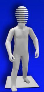 """Детский манекен для одежды """"Дети - ЭТИ"""" ЭВ-2"""