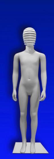"""Детский манекен для одежды """"Дети - ЭТИ"""" ЭТ-10"""