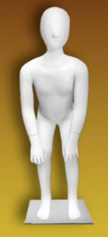"""Детский манекен для одежды """"Нахаленок"""" НХВ-4"""