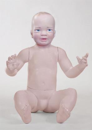 """Детский манекен для одежды серия """"Грудник-03"""""""