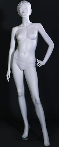 """Женские манекены для одежды """"CLASSIC WHITE"""" CLS.019.WH"""