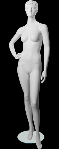 """Женские манекены для одежды """"CLASSIC WHITE"""" CLS.048.WH"""