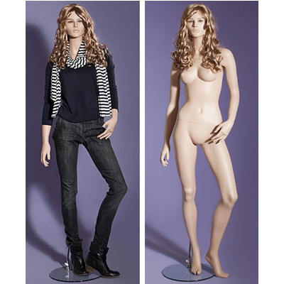 """Женские манекены для одежды """"CLASSIC"""" LG-87 GLS.033.00"""