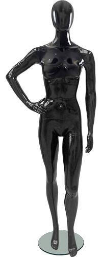 """Женские манекены для одежды """"Glance"""" 19 GLN.026.BL"""