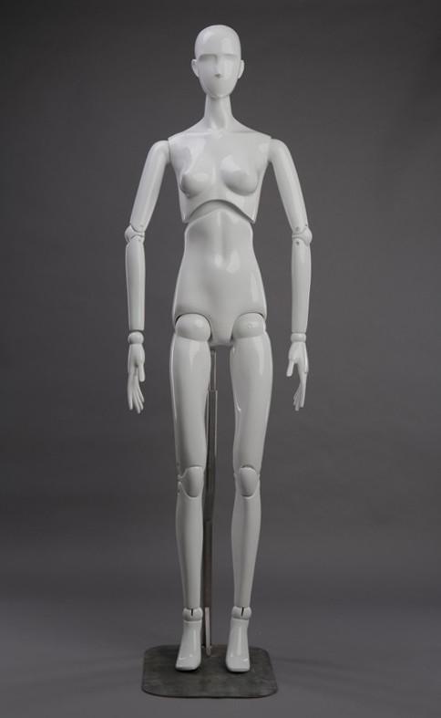 """Женский манекен для одежды """"Эволюция"""""""