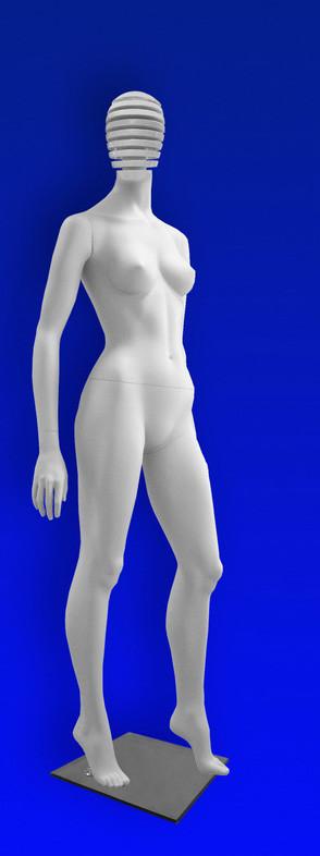 "Женский манекен для одежды ""Эта"" 21"