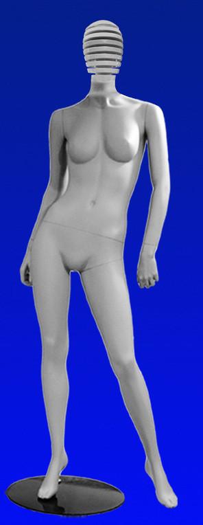 "Женский манекен для одежды ""Эта"" -28"