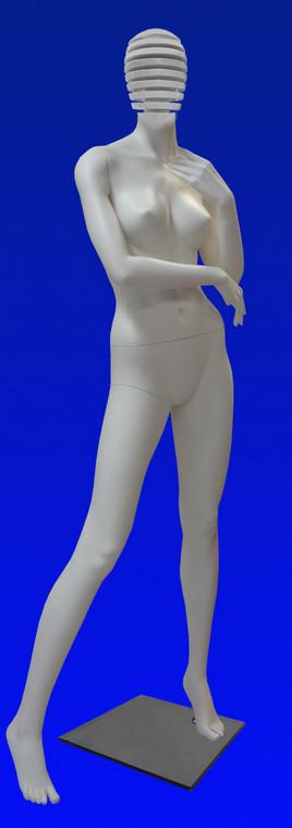 "Женский манекен для одежды ""Эта"" -34"
