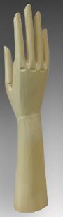 Кисти рук манекена ДКРПЖ - 32