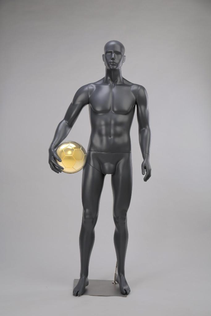 Мужской манекен для одежды М3-СпортХит