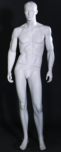 "Мужские манекены для одежды ""CLASSIC WHITE"" CLS.046.WH"