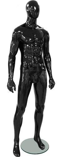 """Мужские манекены для одежды """"Glance"""" 17 GLN.024.BL"""