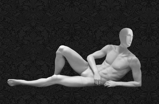 """Мужские манекены для одежды """"Космо"""" -13"""