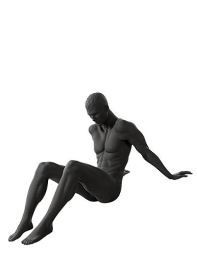 """Мужские манекены для одежды """"Мастер спорта"""" МСМ - 07"""