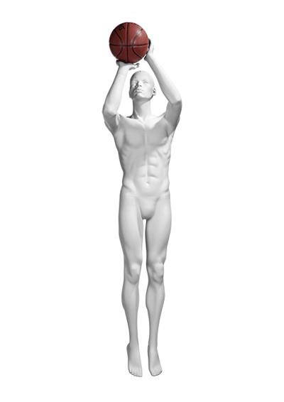 """Мужские манекены для одежды """"Мастер спорта"""" МСМ - 14"""