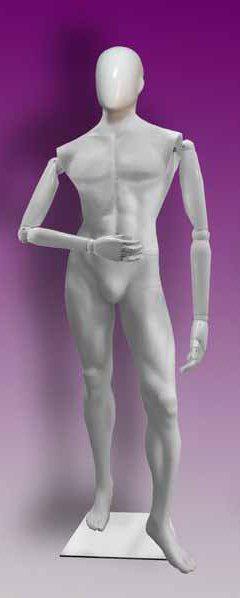 """Мужские манекены для одежды """"Прозрение"""" 08"""