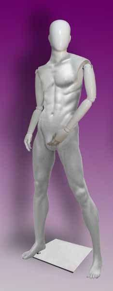 """Мужские манекены для одежды """"Прозрение"""" 09"""