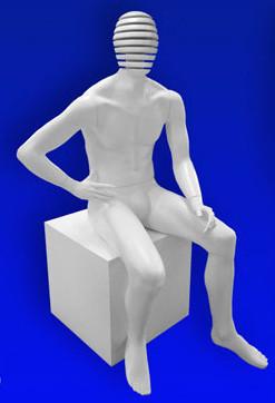 """Мужские манекены для одежды """"Этот"""" -04"""