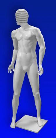 """Мужские манекены для одежды """"Этот"""" -09"""