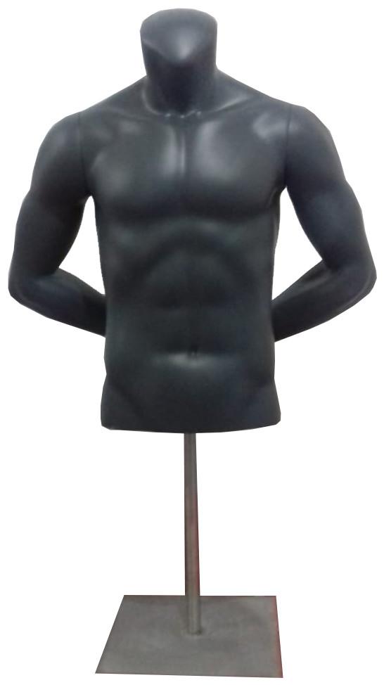 Мужской манекен торс для одежды