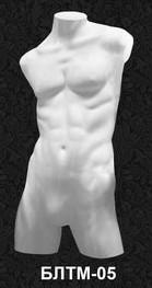 Манекен-торс для нижнего белья мужской 05