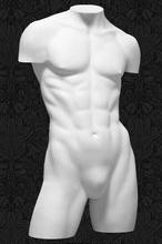 Манекен-торс для одежды мужской с плечами ТМ-07