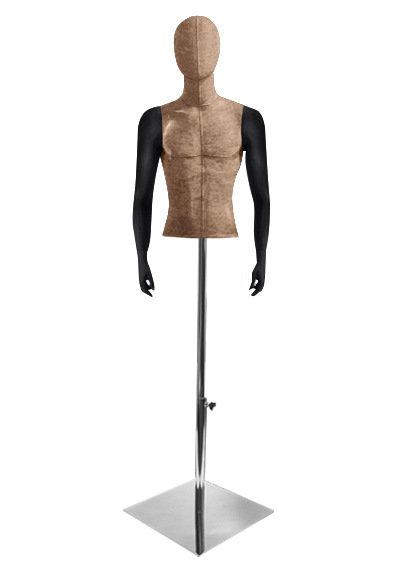 Тканевый манекен-торс мужской Ностальжи 01