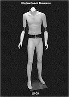 Шарнирный манекен для одежды 05